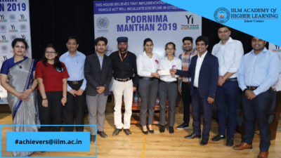 Manthan National Level Debate Competition - IILM